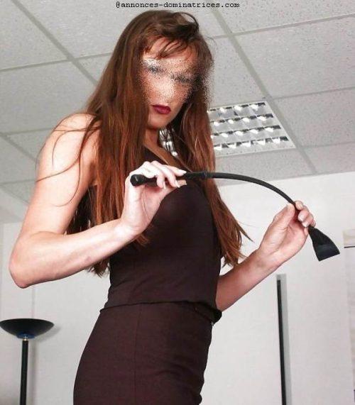 Maîtresse Donna dominatrice de Valence
